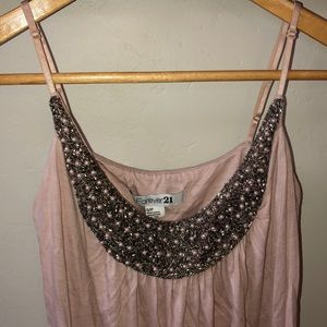 Forever 21 beaded top